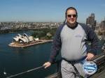 Jason Hussong Sydney Harbor Bridge Australia
