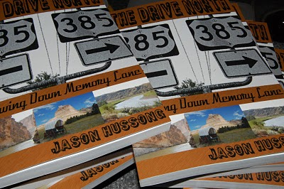The Drive North by Jason Hussong