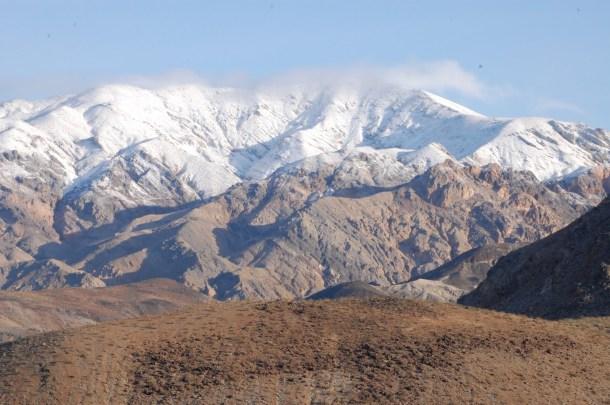 Death Valley National Park's Panamint Range