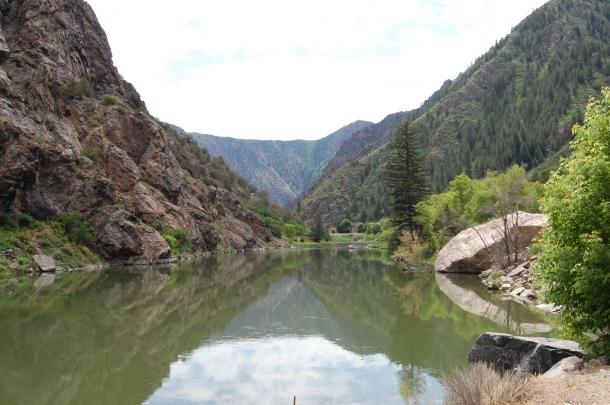 Colorado Black Canyon of the Gunnison