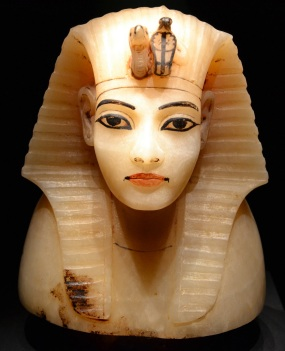 King Tut Seattle Exhibit Canopic Jar
