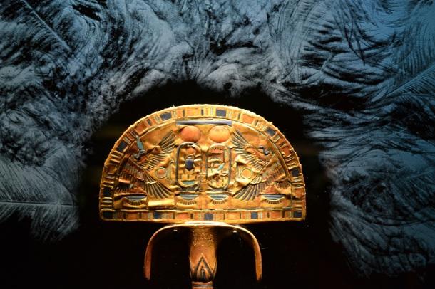 King Tut Seattle Exhibit Fan