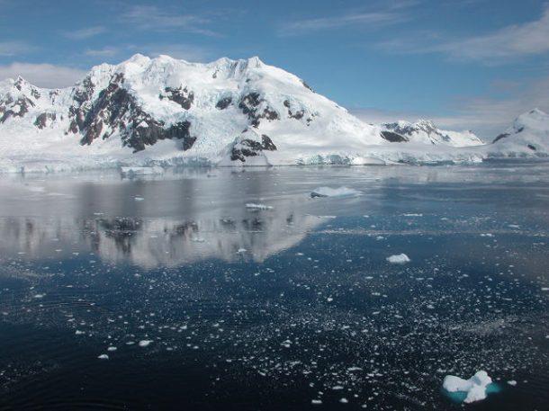 Antarctica's Paradise Harbor