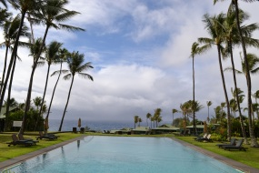 Hawaii Maui Travaasa Hana Infinity Pool