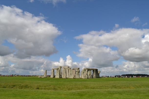 Stonehenge Under a Big Sky