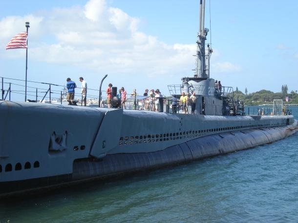 Bowfin Submarine Pearl Harbor Oahu Hawaii
