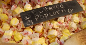 Hilo Hawaii Sugar Coast Candy Buttered Popcorn Taffy