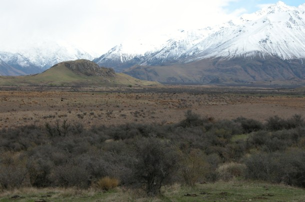 Mount Sunday was used for Edoras in The Lord of the Rings