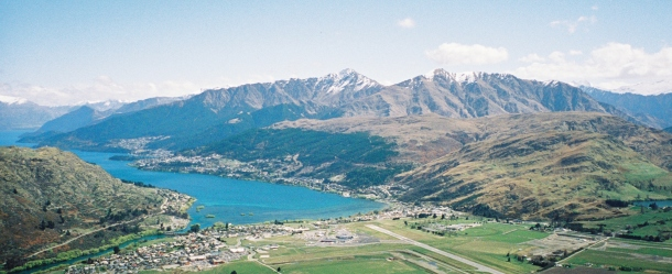 An overview of Queenstown