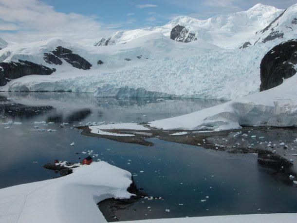 Antarctica Almirante Brown Argentina Research Base
