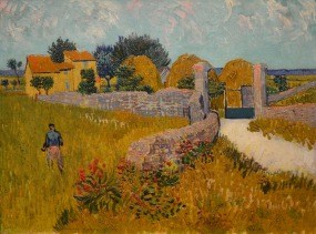 Farmhouse in Provence, 1888