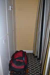 Hotel Monaco Washington DC Room Wasted Space