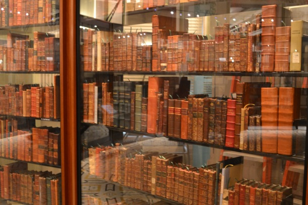 Thomas Jefferson's book collection in the Library of Congress