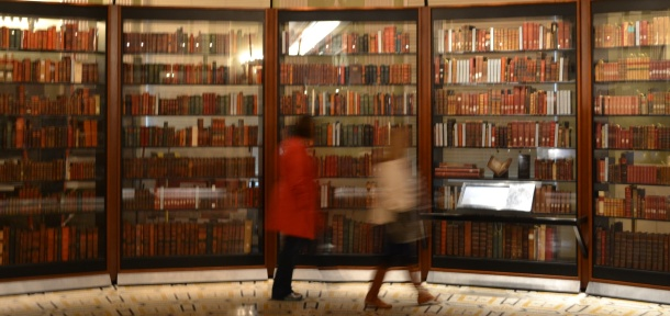 The Thomas Jefferson collection in the Library of Congress