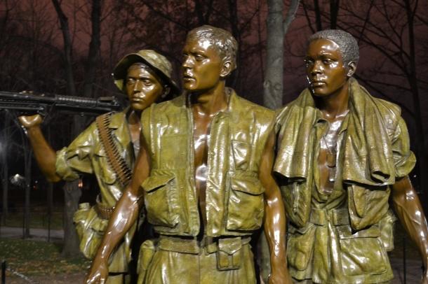 The Vietnam Memorial's Faces of Honor