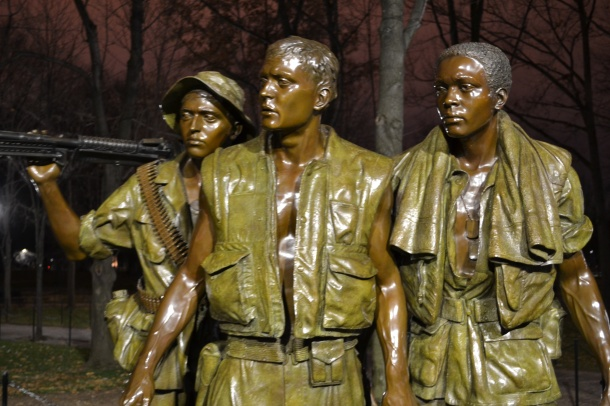 The Vietnam Memorial's Faces of Honor