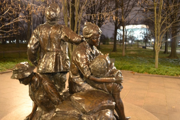 The Women's Vietnam Memorial