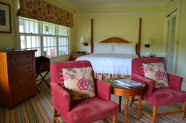Four Seasons Koele Lodge Room Lanai Hawaii