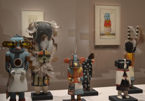 Katsinim Figurines