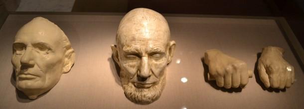 President Lincoln's Life Mask
