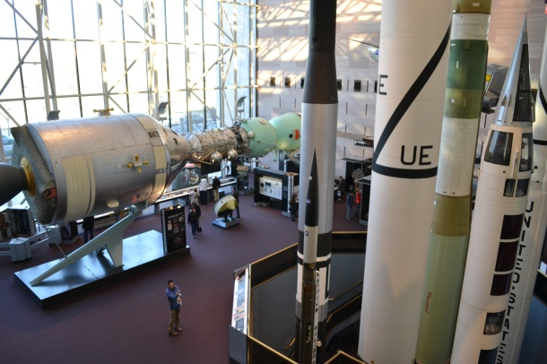 The Space Race Hall