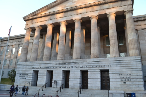 The National Portrait Gallery and the American Art Museum
