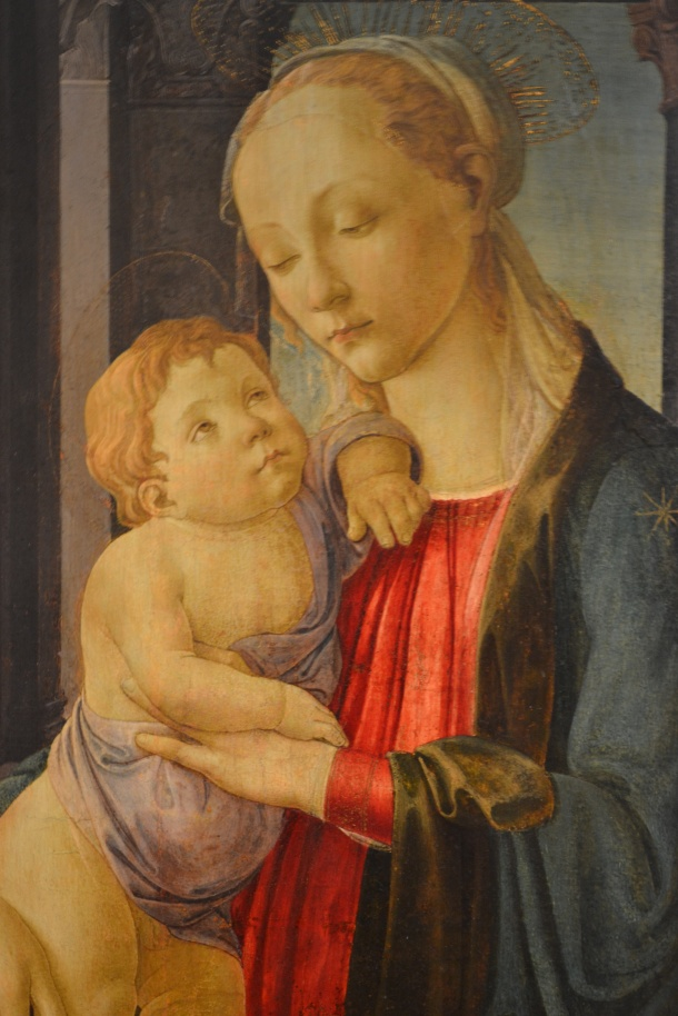 Botticelli's Madonna and Child, 1470