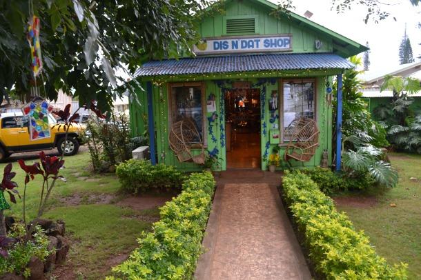 The Dis 'n' Dat Shop
