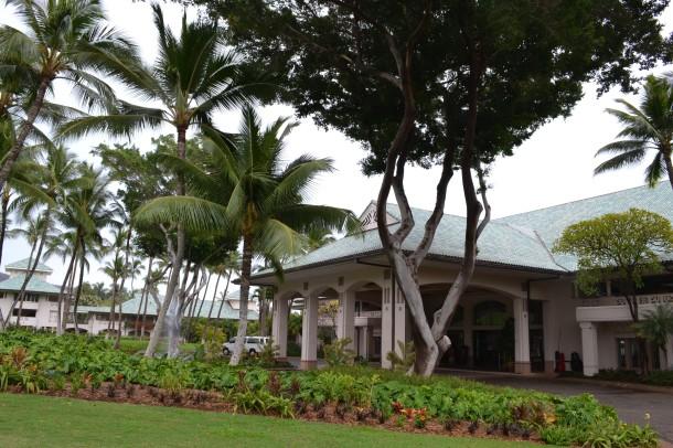 Four Seasons Resort Lanai Manele Bay Entrance