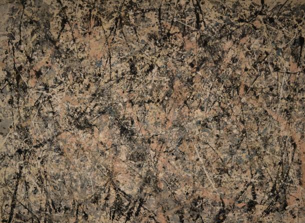 Pollock's Number 1, 1950