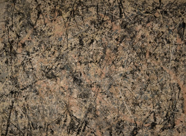 Pollock's Number 1, 1950