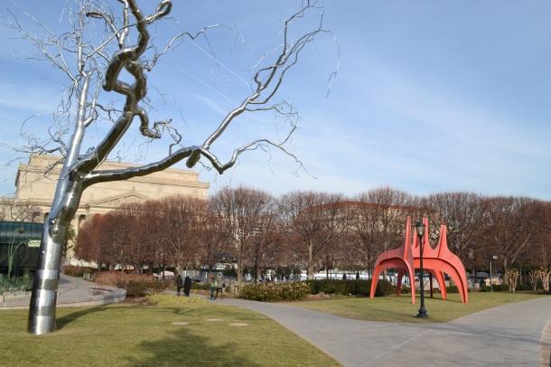 The National Sculpture Garden