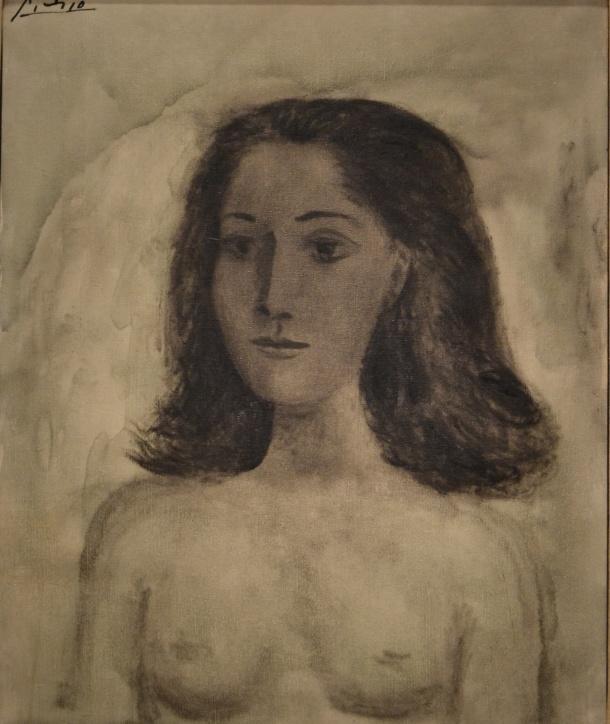 Picasso's Dora Maar, 1941