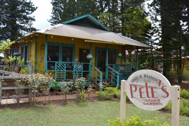 Pele's Garden