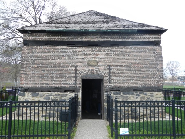 The Fort Pitt Blockhouse