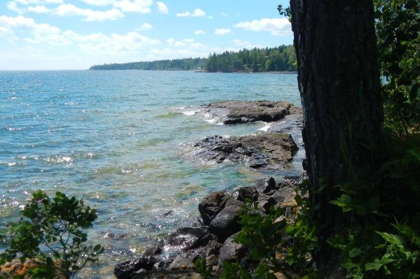 Lake Superior's Coastline