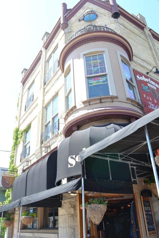 Milwaukee's historic Sobelman's Pub and Grill