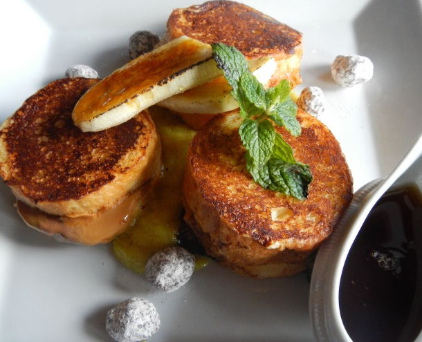 The world's best French toast