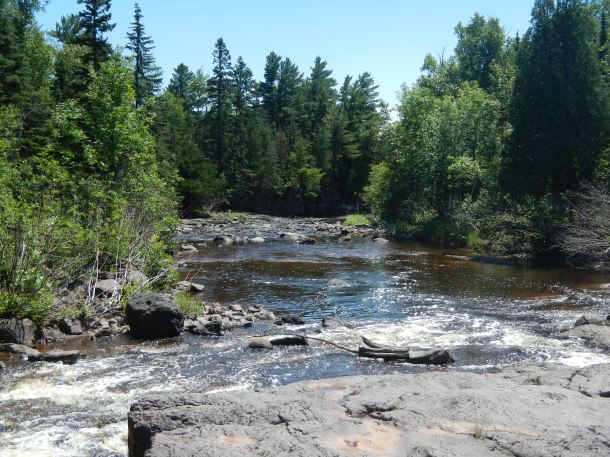 The Gooseberry River