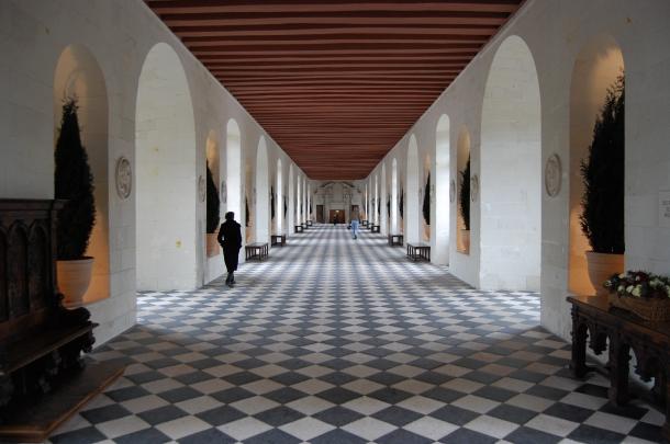 for Chateau chenonceau interieur