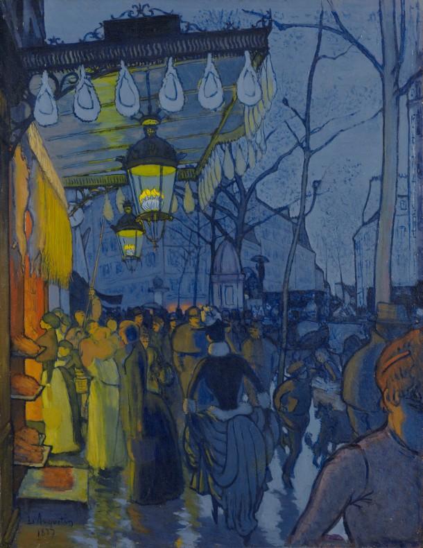 Anquetin's Avenue de Clichy