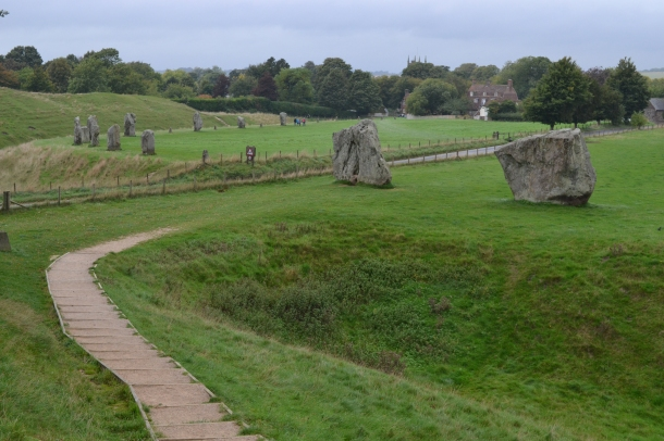 Avebury Stone Circle England