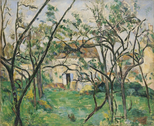 My favorite: Cezanne's House in the Country