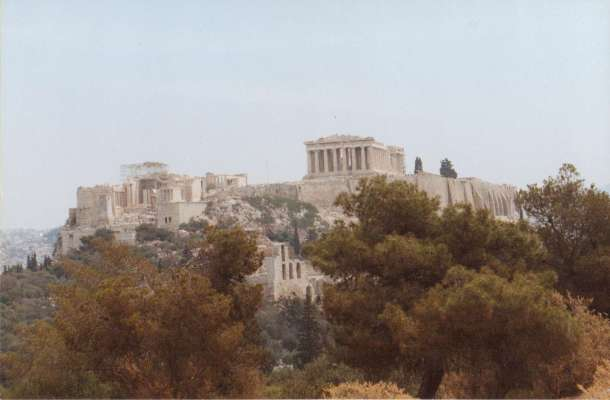 The Athenian Acropolis