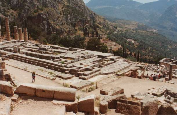 Another view from Delphi