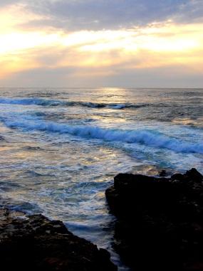 San Diego California La Jolla Beach