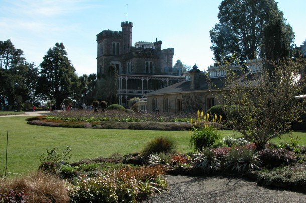 New Zealand's Larnach Castle