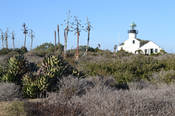 Cabrillo's Old Point Loma Lighthouse