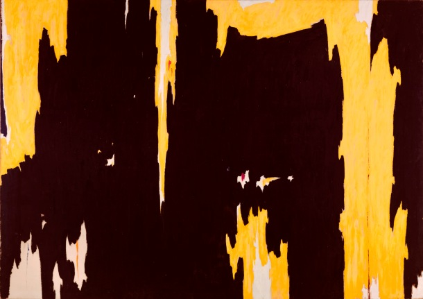 By Clyfford Still