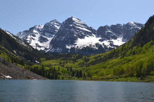 The Maroon Bells - June 9th